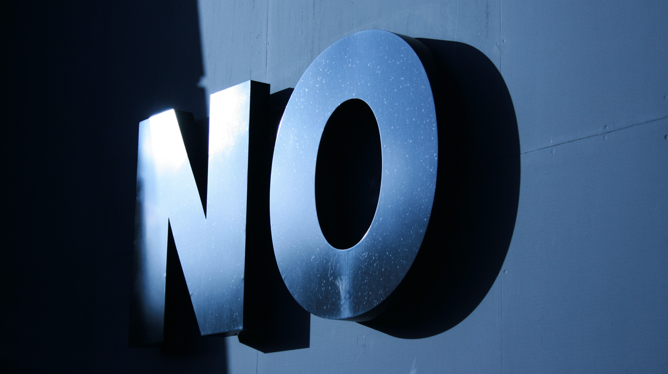 how to say no when its difficult to say no to management