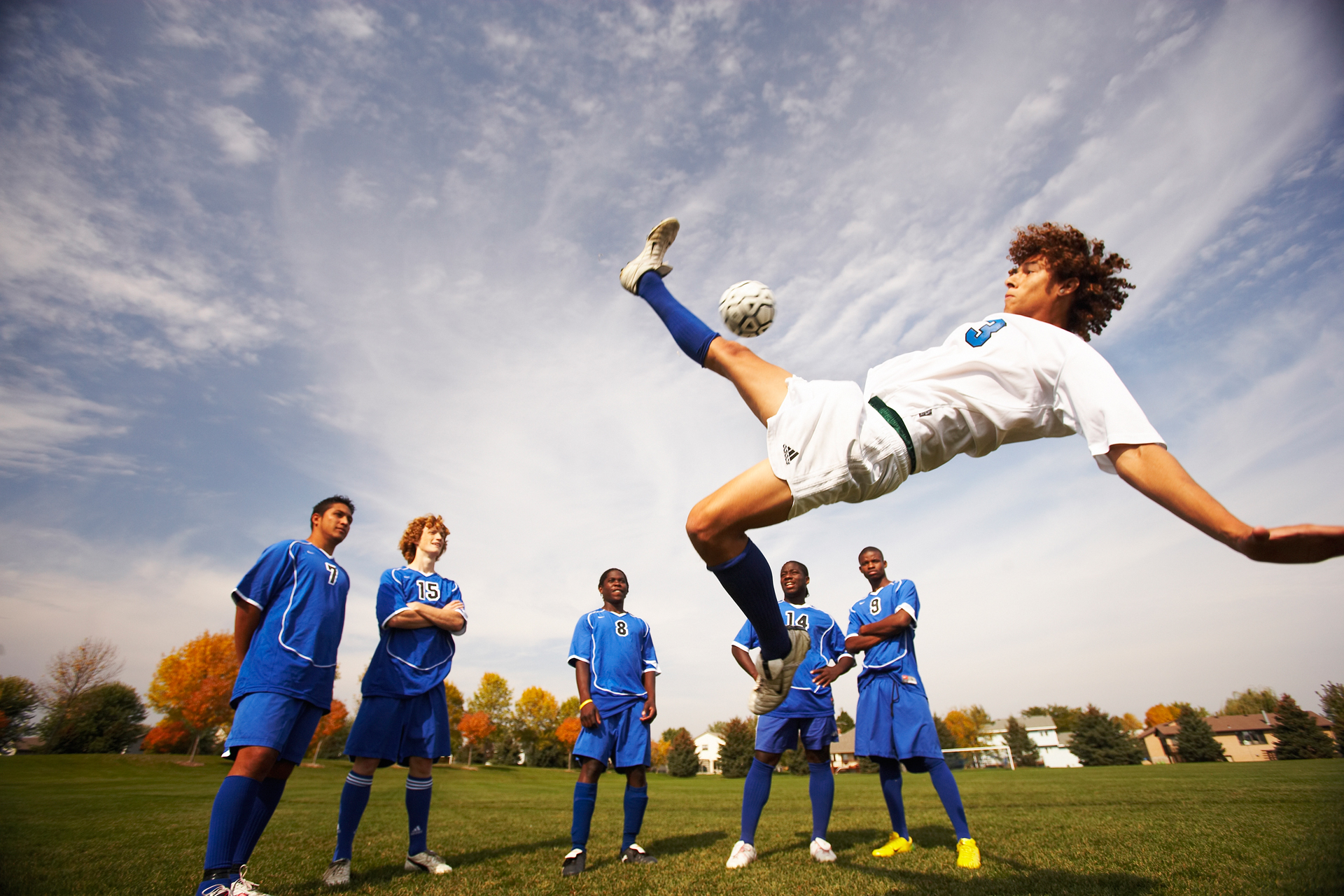 How your job interview is a bit like a game of football